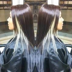 blonde top dark bottom hair platinum blonde on top dark brown on the bottom hair platinum blonde top dark on the