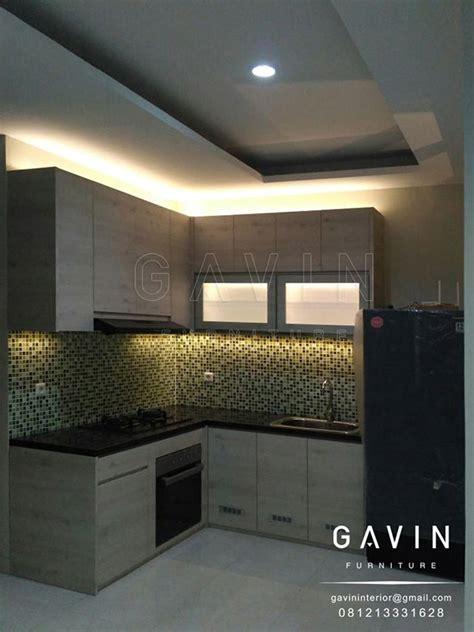 Rak Lemari Es gambar 19 lemari dapur minimalis bikin bersih cantik 2018