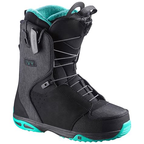 salomon snowboard boots salomon snowboard boots s 2016 evo