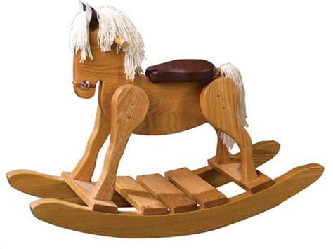 Woodworking Plans Childrens Rocking Horse