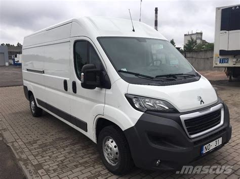 peugeot 2016 for sale peugeot boxer panel vans year of mnftr 2016 price r 289