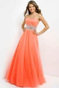 vestidos color chagne vestidos para graduacion largos color salmon