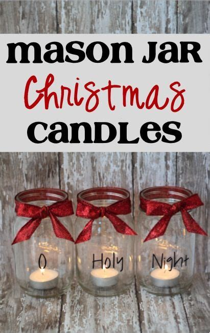 christmas candle lava l o holy night diy craft to put your candle impressions