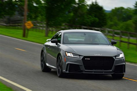 Rs Tt Audi by 2018 Audi Tt Rs Drive Review Motor Trend
