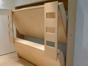 Folding Desk Top How To Build A Murphy Bed Build Murphy Bed Free Plans Diy