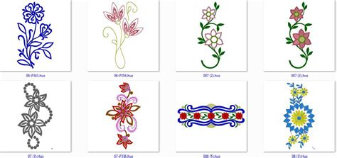 free embroidery templates free floral embroidery designs free flowers embroidery