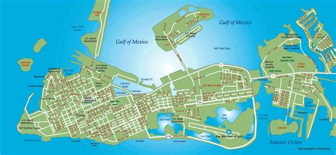 key west florida map indigo moon key west map