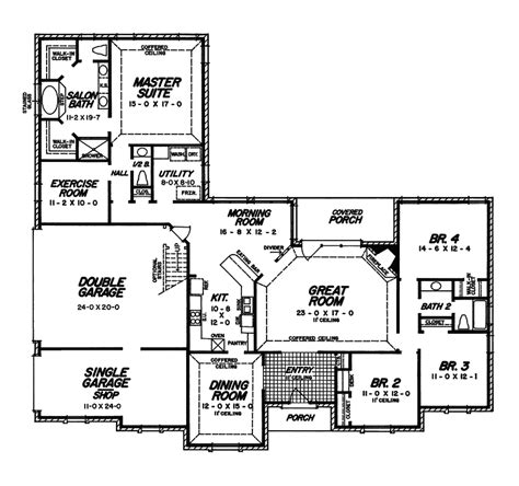 old english house plans olde english european home plan 060d 0010 house plans