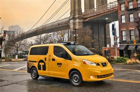 Nissan Ticker Nissan Introduces Replacement Of The Taxi