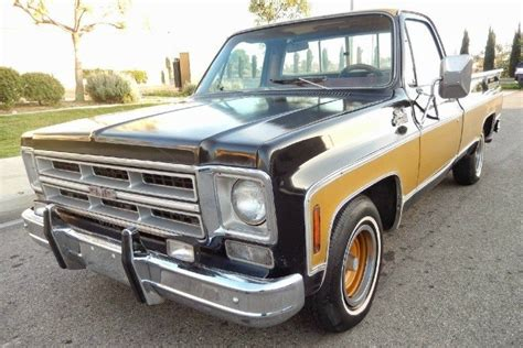 gentleman jim 1975 gmc