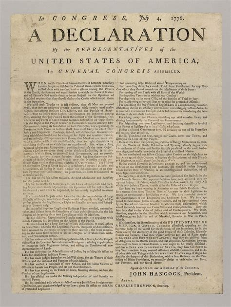 American Revolution Documents
