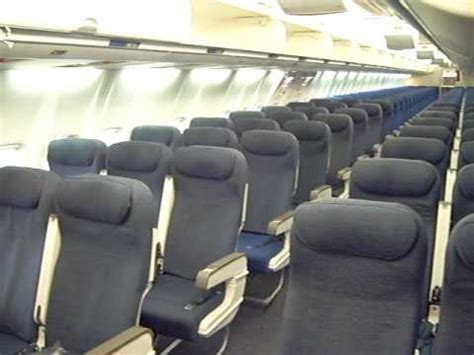 United Airlines 757 Interior by United Airlines 757 200