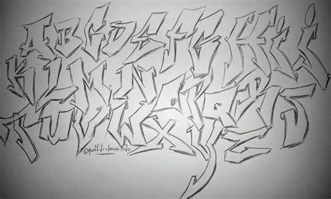 graffiti alphabet graffiti lettering graffiti alphabet