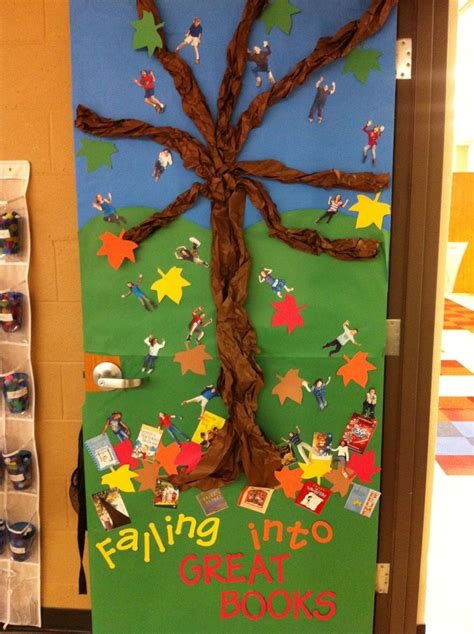 classroom fall door decorations discover and save creative ideas