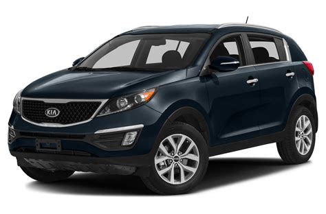 kia suv sportage 2016 kia sportage price photos reviews features