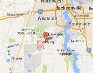 map of middleburg florida george k locksmith middleburg fl fast reliable locksmith