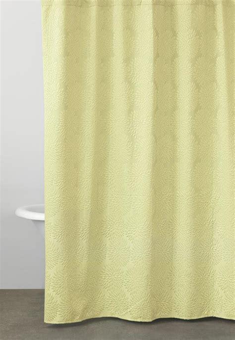 dkny shower curtain dkny chrysanthemum floral fabric shower curtain ebay