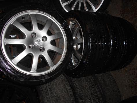 peugeot 206 gti wheels 16 quot peugeot 206 nimrod gti cc alloy wheels tyres