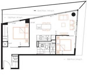 Smart Floor Plan Smart Plans Smart House Condos Toronto Intriguing