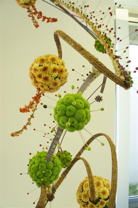 pattern arrangement in art chelsea flower show floral design arrangement art floral