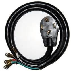wx09x10020 6 foot 4 prong dryer cord