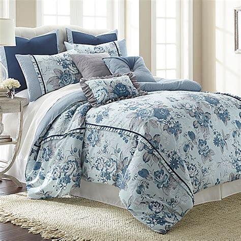 pacific coast pillows bed bath beyond pacific coast textiles farmhouse reversible comforter set
