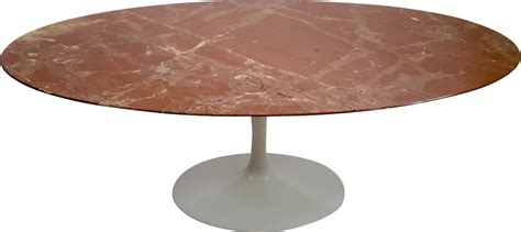 table basse ovale knoll occasion ezooq