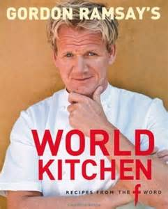 gordon ramsay fatty nightmare tv chef cookbook voted worst