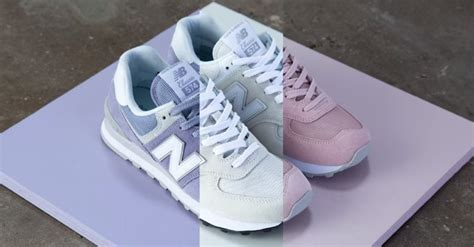 Harga New Balance 574 Classic Pastel new balance 574 classic pastel pack commercial song