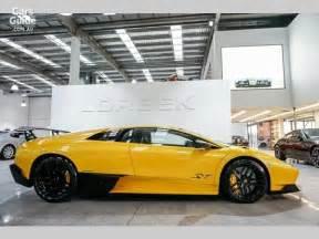2010 Lamborghini Murcielago Coupe 2010 Lamborghini Murcielago Lp670 4 Sv For Sale 699 980