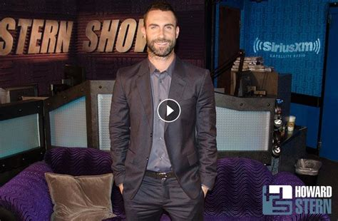 adam levine howard stern adam levine on the howard stern show 2017