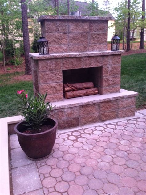 Building Outdoor Fireplace | interior design online free watch full movie patti