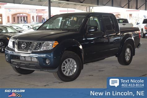 2019 Nissan Frontier Crew Cab by New 2019 Nissan Frontier Sv Crew Cab In Lincoln 4n1912