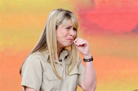 Terri Irwin Pictures Oprah Winfrey And Guests At The