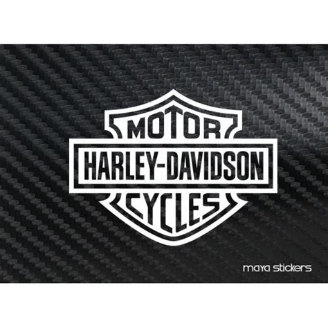 Yamaha Sticker Online India by Harley Davidson Logo Sticker Decal For Bikes And Cars