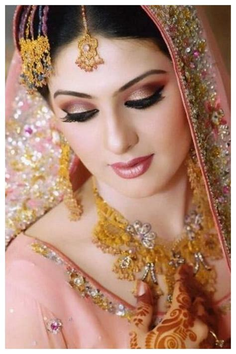 Top Bridal Makeup Ideas in Pakistan 2018
