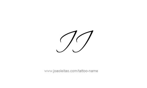 roman numeral 13 tattoo designs ii numeral designs tattoos with names