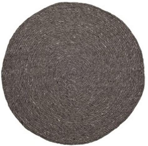 rond kleed 80 cm bol bloomingville kleed rond grijs diameter 80 cm