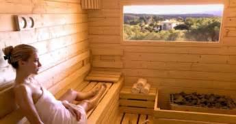un sauna dans votre un bain 224 vapeur 224 domicile