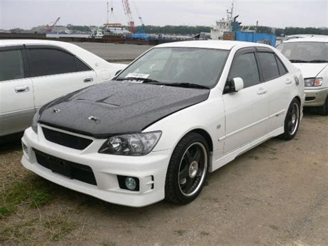 toyota altezza 2003 toyota altezza pictures information and specs