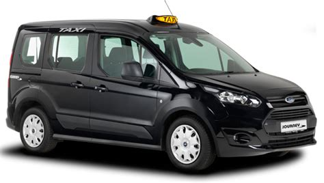 ford journey taxi ford journey purpose built taxis cab