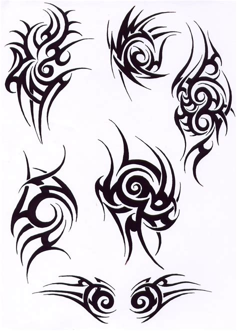 tribal style tattoo tribal pattern designs www imgkid the image