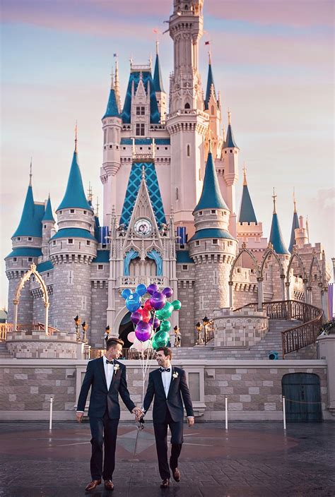 Wedding In Disneyland by Magical Wedding At Walt Disney World S Most Loved