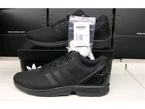 Adidas Zx Flux Limited Edition by Adidas Zx Flux All Black Limited Edition Kanye West