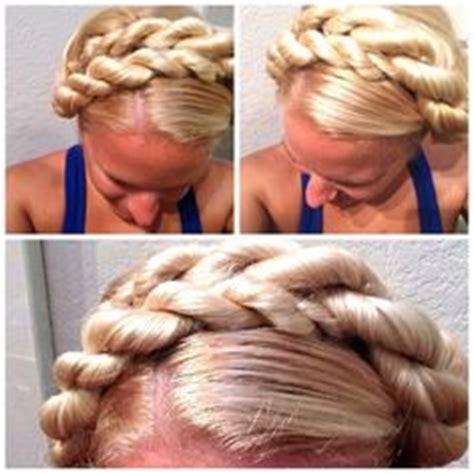 are cornrows like german braids german culture germany on pinterest milkmaid braid