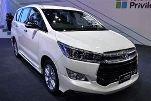 Sb Lights Toyota Innova Crysta Showcased At Bims 2017
