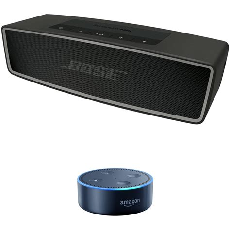 Bose Soundlink Bluetooth Speaker bose soundlink mini bluetooth speaker ii carbon with