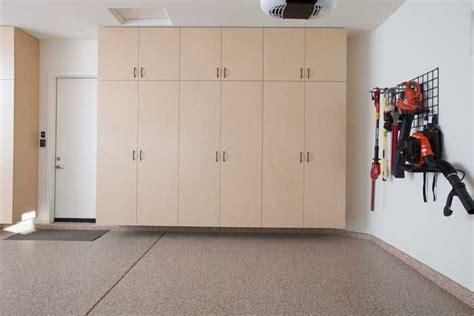 traditional garage cabinet design in scottsdale az