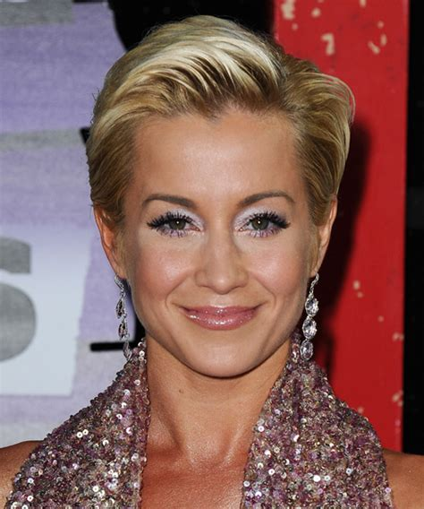 kellie pickler hairstyles latest kellie pickler short straight formal hairstyle medium blonde