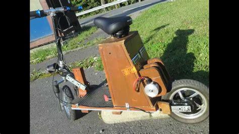 electric diy scooter 24v lifepo4